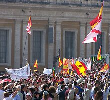 Vatican 'Free' Day - Feast of All Saints by katewest