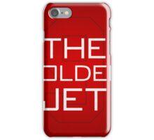 The Golden Jet iPhone Case/Skin