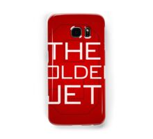 The Golden Jet Samsung Galaxy Case/Skin