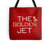 The Golden Jet Tote Bag