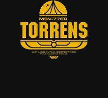 Torrens (yellow) Unisex T-Shirt