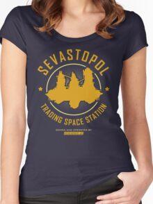 Sevastopol Station Women's Fitted Scoop T-Shirt