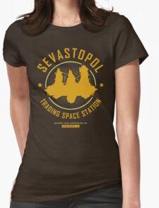 Sevastopol Station Womens Fitted T-Shirt