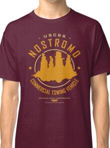 Nostromo Starfreighter Classic T-Shirt