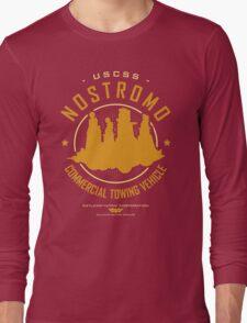 Nostromo Starfreighter Long Sleeve T-Shirt