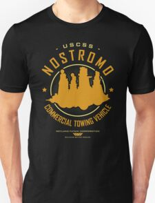 Nostromo Starfreighter T-Shirt