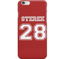 Sterek 28 iPhone Case/Skin