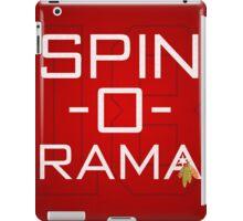 Spin-O-Rama iPad Case/Skin