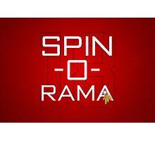 Spin-O-Rama Photographic Print