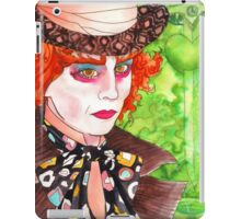 Down With the Bloody Red Queen iPad Case/Skin