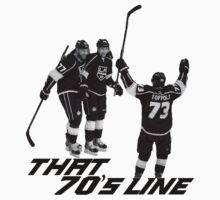 That 70's Line by trevorbrayall