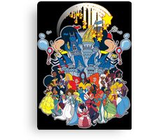 Princess Time Canvas Print