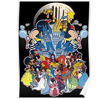 Princess Time Poster