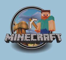 """minecraft"""" Kids Clothes"""