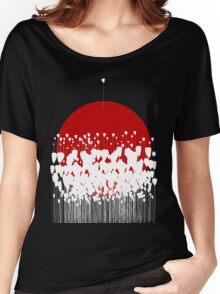 Red Moon Rising Women's Relaxed Fit T-Shirt