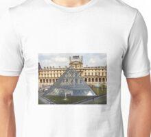 Musee Du Louvre, Paris 7 Unisex T-Shirt