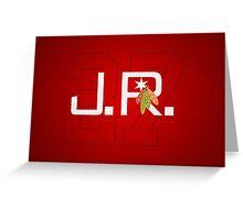 J.R. Greeting Card