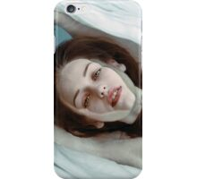 Eva bath iPhone Case/Skin