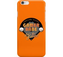 Torture Tested Gamer Babe 2 iPhone Case/Skin