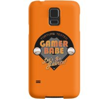 Torture Tested Gamer Babe 2 Samsung Galaxy Case/Skin