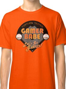Torture Tested Gamer Babe 2 Classic T-Shirt