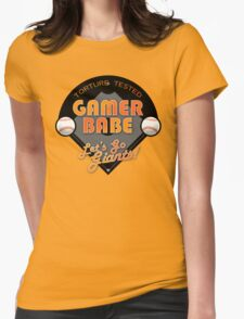 Torture Tested Gamer Babe 2 T-Shirt