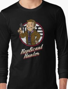 Replicant Hunter Long Sleeve T-Shirt