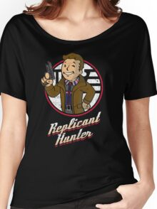 Replicant Hunter Women's Relaxed Fit T-Shirt