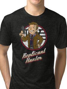 Replicant Hunter Tri-blend T-Shirt