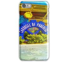 Carousel of Progress iPhone Case/Skin