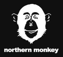 northern monkey by Elouisa Georgiou