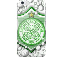 Celtic Bubble 3D Shield Crest  iPhone Case/Skin