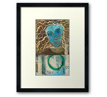 Heart Chakra Framed Print