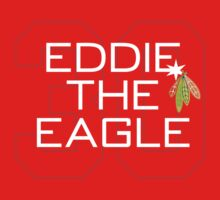 Eddie the Eagle by fohkat