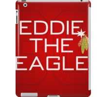 Eddie the Eagle iPad Case/Skin