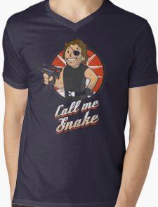 Call me Snake Mens V-Neck T-Shirt