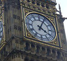 Big Ben by Catcha