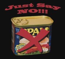 SPAM...Just Say NO by Melanie Wells
