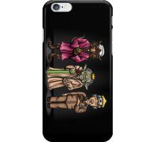 3 Wise Men iPhone Case/Skin