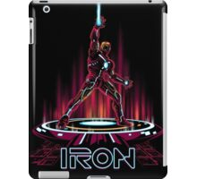 IRON-TRON iPad Case/Skin
