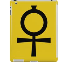 Coptic Ankh on Gold iPad Case/Skin