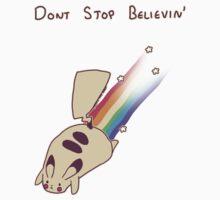 Dont Stop Believin Kids Clothes