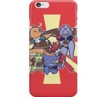 Pokemon Ginyu Force! iPhone Case/Skin