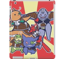 Pokemon Ginyu Force! iPad Case/Skin