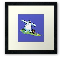 Best Buds Framed Print