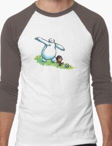 Best Buds Men's Baseball ¾ T-Shirt