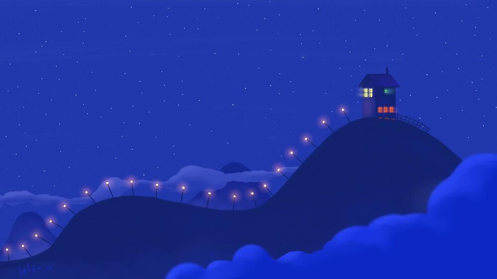 House Of Light by Leonardo Sala