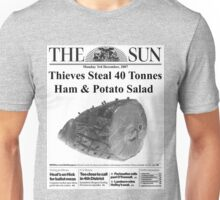 Newspaper #1 Unisex T-Shirt