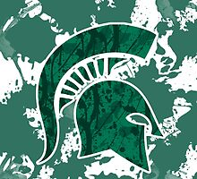 Michigan State by Lindsey Reese