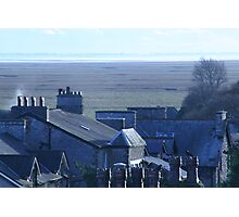 Chimneys & Rooftops Photographic Print